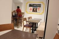 Sala do pequeno-almoço